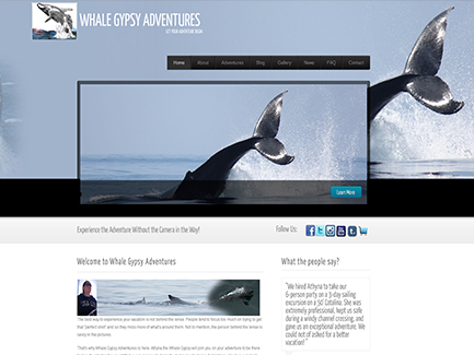 Whale Gypsy Adventures